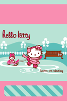 Hello Kitty Ice Skating V1.0 by iWonder777