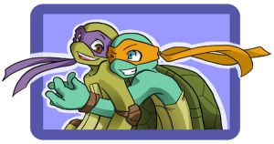 TMNT: Girly by NamiAngel