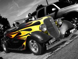 Hot Hot Rod by AmericanMuscle
