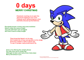 0 days until Christmas (10 year anniversary) by RyanEchidnaSEAL