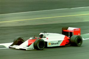Alain Prost (Great Britain 1987) by F1-history