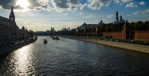 Moscow_19 by IgorBekker