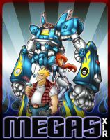 Megas XLR final by pnutink