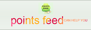 Points-Feed Can Help You by ANC4DES