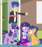 You're not Flash Sentry... by dm29