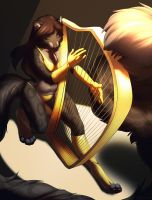 The Harp by kyander