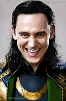 Loki - There Are No Men Like Me XVI by AdmiralDeMoy