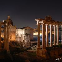 Roma by night by gastonnerie
