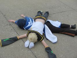 Passed Out Kaito Ending B by rockleeofthesand