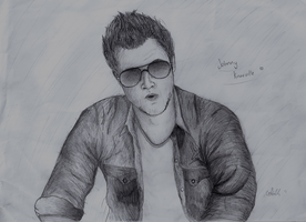 Johnny Knoxville by Skiebear