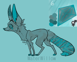 WaterWillow by GrimNyt