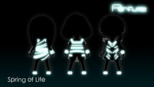 Perfume (LED) - SoL Wallpaper SP 16:9 by XCurarpiktX