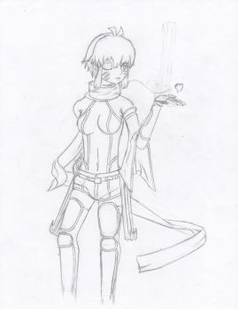 Adult Argo Ver 2 Uncolored by Yang-Kudo