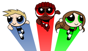 Powerpuff'd by Chichiro