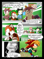 GHG - The Games p1 by theziminvader