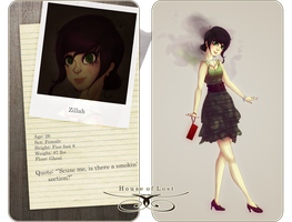 HoL: Zillah by OverlordFlower