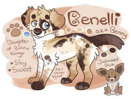 benelli pup by louberri