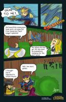LoL Comic Contest - The Perfect Tag Team by HayzenR