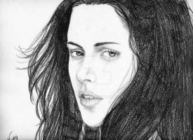I was broken-Kristen Stewart by Allie06