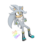 Silver by blackthehedgehog1