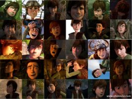 Hiccup :3 by Thetruffulacupcake