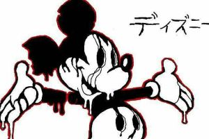 Japanese Mickey by TaraMcSparen
