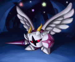 Galacta Knight by Rabid-Fangirl212