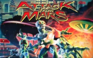 Attack From Mars by charlene75017