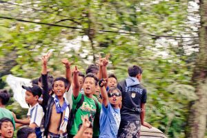 viking persib, the hooligans by teguhrams