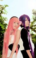 Vocaloid - Just a game 01 by Yukirin-Shita