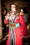 Lady Auron - Final Fantasy X by SamanthaLynnCosplay