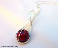 Blood and Ink by BlackBlossomJewelry
