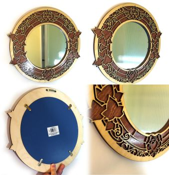 Legend of Zelda Mirror by Athey