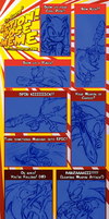 ActionPoseMeme-Sonic by Fly-Sky-High