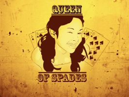 queen of spades by deftbeat
