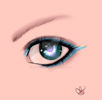 Eyes 2 ~ by BiahAdopts