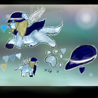 Angel Dog Auction by starbars