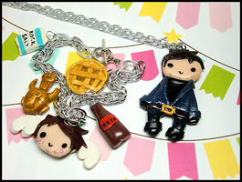 Dean Winchester Set by GrandmaThunderpants