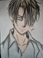 Levi 3 color by LaliSteffanyA