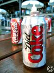 Coke cans by Grapphery