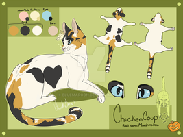 Chicken Coup Ref Sheet by BlueMaroon