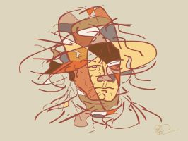 Hat of Lonely Sounds Beethoven by PAHalny