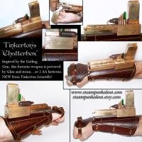 Tinkerton's Chatterbox by Steampunked-Out