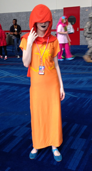 God tier Rose Cosplay by ChillyWilly829