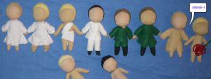 Need Input on Hetalia Dolls by Threnodi