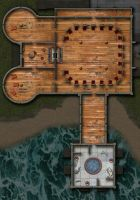 Windsong Abbey - Second Floor by bigrin42