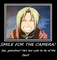 Edward Elric Motivational Post by universa13
