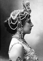 Mata Hari by Step-in-Time-Stock