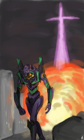 Unit 01 by xscaralienx