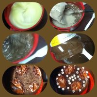 Choco Cake Making Of by MikariStar